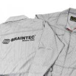 新商品!(入荷) BRAINTEC 作業つなぎ オーバーオール/Braintec GHOST Tシャツ